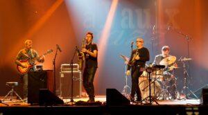 locandina di Bologna Jazz Festival: concerti nei teatri e nei club con grandi artisti